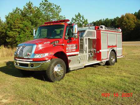 neshoba county fairview fire dept