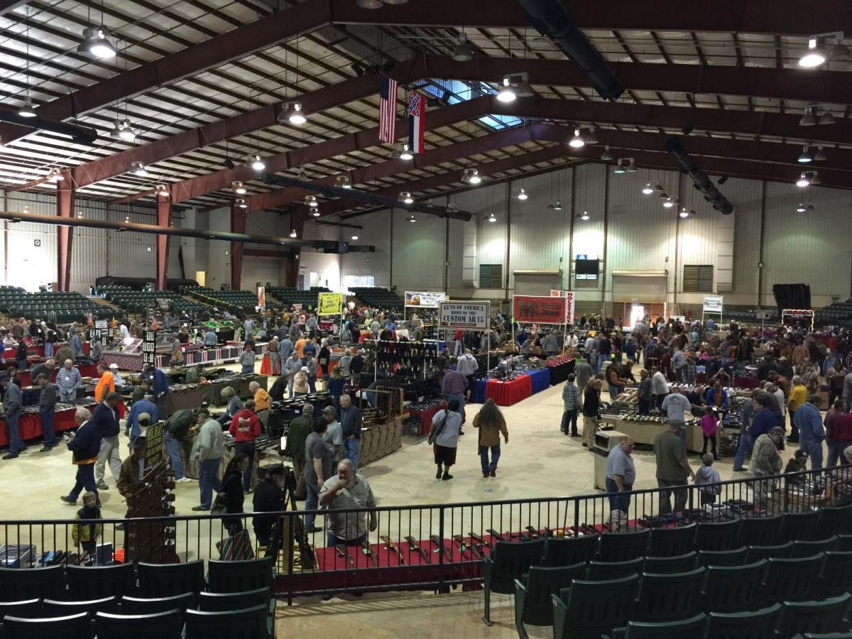 Philadelphia Gun Show >> Neshoba County Coliseum | Neshoba County Board of Supervisors