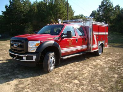neshoba county hope volunteer fire department